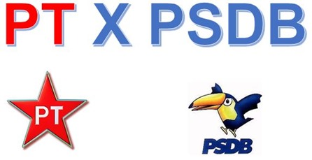 PT X PSDB