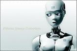 adolescente robótica