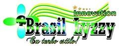 logo brasil lyzzy