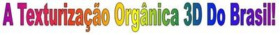 texturização organica 3d