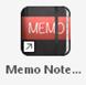 memo notepad2