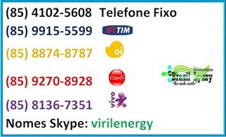 telefones viril energy