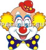papel de palhaço